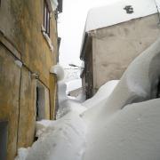 Gennaio 2017: una nevicata eccezionale a Pietracamela