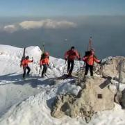 Scialpinismo in Appennino Centrale - La montagna incantata